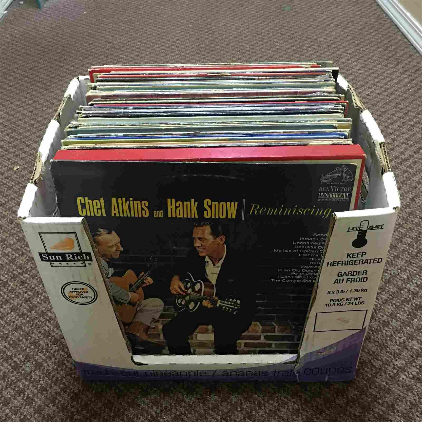VINYL RECORD LOT (ASSORTED LPs)