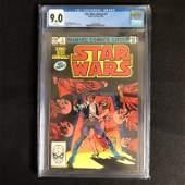 STAR WARS ANNUAL #2 (MARVEL COMICS) 1982 -9.0 GRADE-