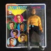 MINT ON CARD 1974 STAR TREK MEGO CAPT. KIRK PARAMOUNT