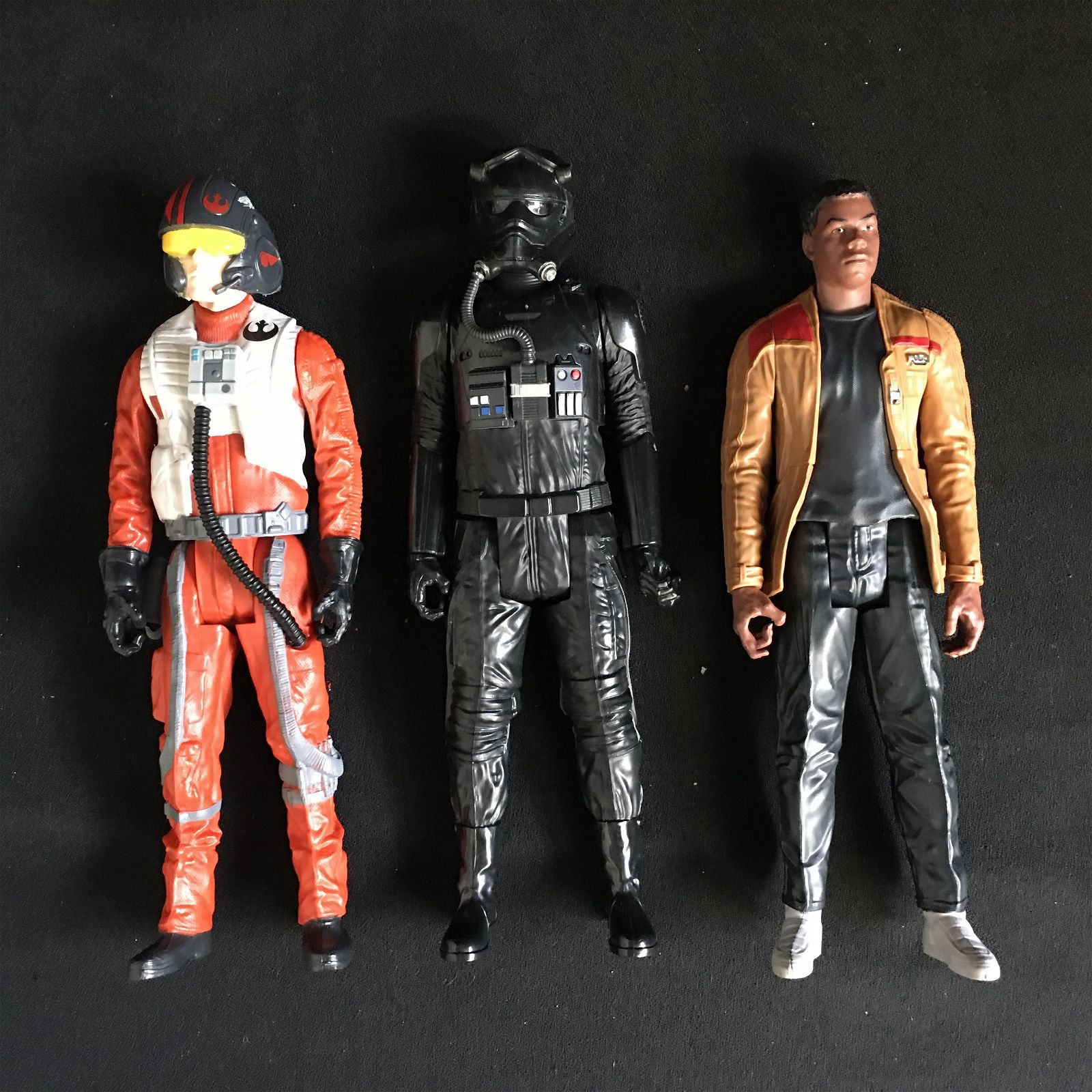 STAR WARS ACTION FIGURE LOT 12 INCH