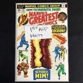 MARVELS GREATEST COMICS 50 MARVEL COMICS