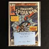 AMAZING SPIDER-MAN COMIC BOOK LOT #210, 213, 214