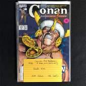 CONAN THE BARBARIAN COMIC BOOK LOT 271 272 273 274