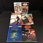STAR WARS COLLECTOR BOOK LOT