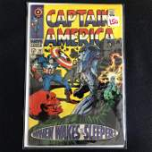 CAPTAIN AMERICA #101 (MARVEL COMICS)