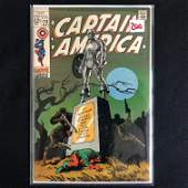 CAPTAIN AMERICA #113 (MARVEL COMICS)