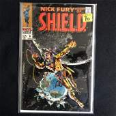 NICK FURY AGENT OF SHIELD #6 (MARVEL COMICS)