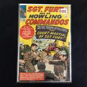 SGT. FURY & HIS HOWLING COMMANDOS #7 (MARVEL COMICS)