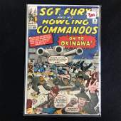 SGT. FURY & HIS HOWLING COMMANDOS #10 (MARVEL COMICS)