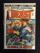 AMAZING ADVENTURES #15 (MARVEL COMICS) featuring BEAST