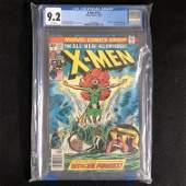 XMEN 101 MARVEL COMICS CGC GRADE 92