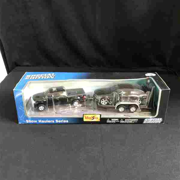 SPECIAL EDITION MAISTO DIE CAST MODEL LOT