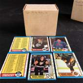 1989-90 TOPPS HOCKEY CARD SET (COMPLETE)
