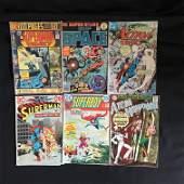 DC COMICS BOOK LOT (SUPERMAN, SUPERBOY...)