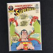The AMAZING ADVENTURES of SUPERMAN 247 DC COMICS