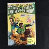 GREEN LANTERN CoStarring GREEN ARROW 78 DC COMICS