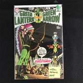GREEN LANTERN Co-Starring GREEN ARROW #79 (DC COMICS)