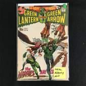 GREEN LANTERN Co-Starring GREEN ARROW #82 (DC COMICS)