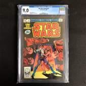 STAR WARS ANNUAL 2 MARVEL COMICS 1982  CGC GRADE 9