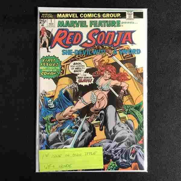 RED SONJA #1 (MARVEL COMICS)