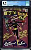 DETECTIVE COMICS #359 CGC 9.2 (Batgirl 1st appearance)