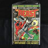 AMAZING ADVENTURES Featuring THE BEAST #13 (MARVEL