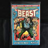 AMAZING ADVENTURES Featuring THE BEAST #14 (MARVEL