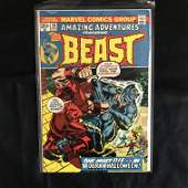 AMAZING ADVENTURES Featuring THE BEAST #16 (MARVEL