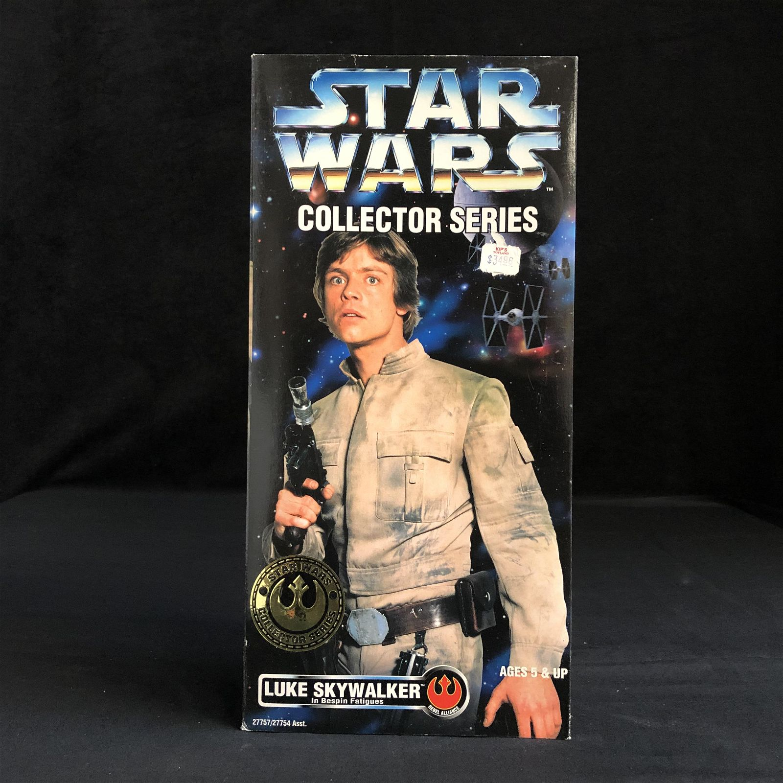 Hasbro Kenner Star Wars Collector Series Luke Skywalker