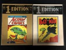 FAMOUS 1st EDITION DC COMICS LIMITED COLLECTORS' GOLDEN