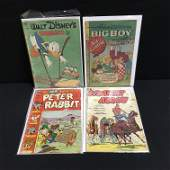 VINTAGE COMIC BOOK LOT ADVENTURES OF THE BIG BOY