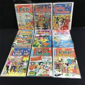 ARCHIE SERIES COMIC BOOK LOT