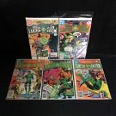 GREEN LANTERN costarring GREEN ARROW Comic Book Lot