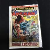 MARVEL FEATURE #5 Presents Astonishing ANT-MAN (MARVEL