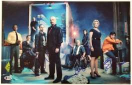 Breaking Bad Cast Autographed photo 8x12 Bryan