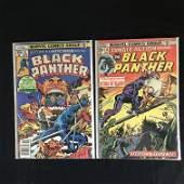 THE BLACK PANTHER COMIC BOOK LOT (MARVEL COMICS)