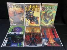 BLACK PANTHER COMIC BOOK LOT (MARVEL COMICS)