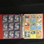 62 - HOLOS/ REVERSE HOLOS POKEMON CARDS (31 are RARE)
