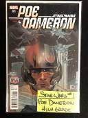 STAR WARS 1 ROE DAMERON HIGH GRADE MARVEL COMICS