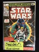 STAR WARS 1 HIGH GRADE MARVEL COMICS