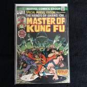MASTER OF KUNG FU #15 (MARVEL COMICS)