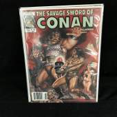 The Savage Sword of CONAN The BARBARIAN 174 MARVEL