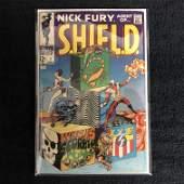 NICK FURY, AGENTS OF S.H.I.E.L.D. #1 (MARVEL COMICS)