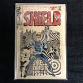 NICK FURY, AGENTS OF S.H.I.E.L.D. #4 (MARVEL COMICS)