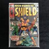 NICK FURY AGENTS OF SHIELD 15 MARVEL COMICS