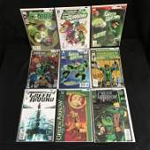 GREEN LANTERN GREEN ARROW COMIC BOOK LOT DC COMICS