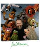 Jim Henson Muppets Authentic Signed 8X10 Photo