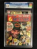 OUR ARMY AT WAR...SGT ROCK #177 (CGC 6.0) DC COMICS