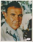 Sean Connery James Bond 007 Signed 8x10 Photo