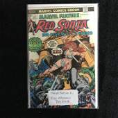 MARVEL FEATURE #1 (MARVEL COMICS) First App. Red Sonja